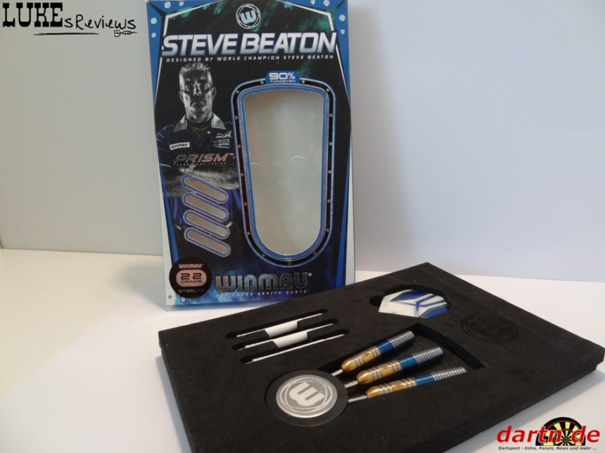Steve Beaton - Winmau