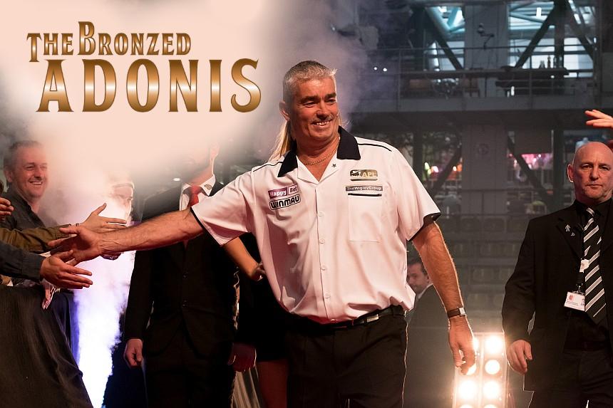 Darts Review - Steve Beaton