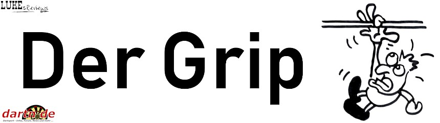 Darts Reviews - Grip