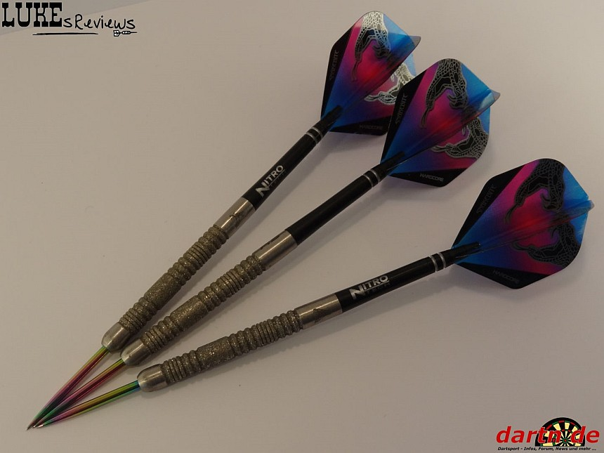 Dart Reviews - Peter Wright - Euro 11 Element