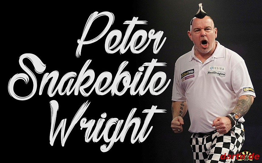 Dart Reviews - Header - Peter Wright
