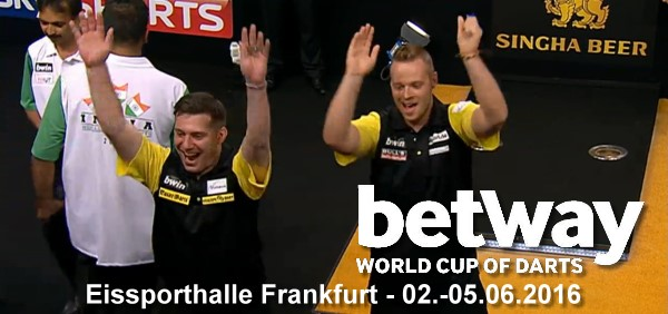 World Cup of Darts 2016 - Alle Informationen