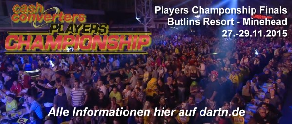 Players Championship Finals 2015