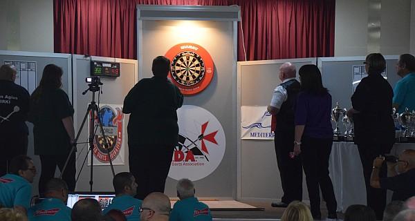 Bühne Malta Darts Open 2016