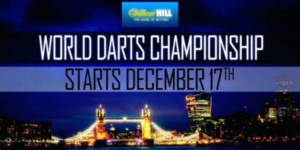 Dart WM der PDC 2016 in London