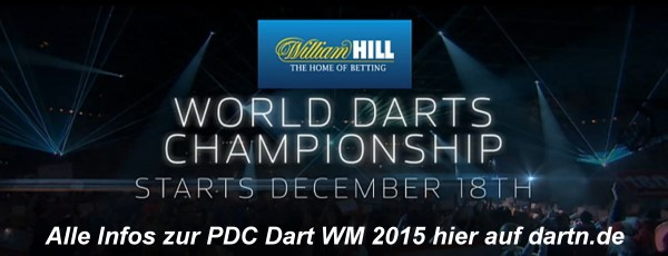 PDC Dart WM 2015 - London