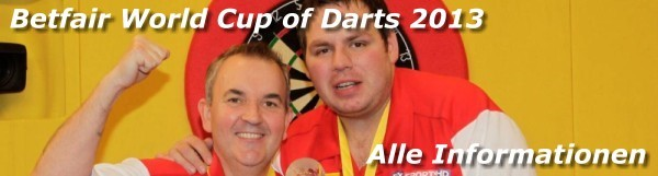 World Cup of Darts Hamburg 2013 - PDC Team Weltmeisterschaft