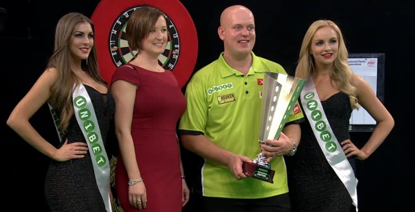 PDC Unibet Masters Sieger 2016