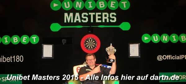 Unibet Masters 2015