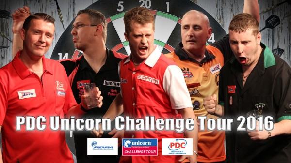 PDC Unicorn Challenge Tour 2016