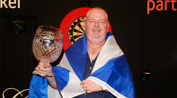Robert Thornton - Gewinner World Grand Prix 2015