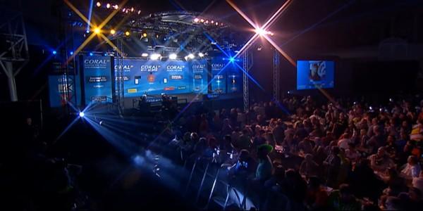 UK Open Bühne in Minehead
