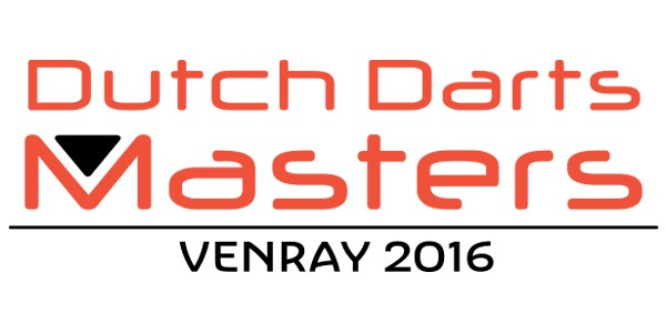 Logo Dutch Darts Masters 2016