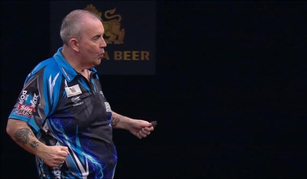 Grand Slam of Darts 2016 Achtelfinale Phil Taylor