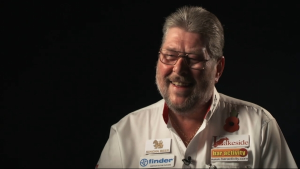 Martin Adams kehrte zum Grand Slam of Darts 2016 zurück