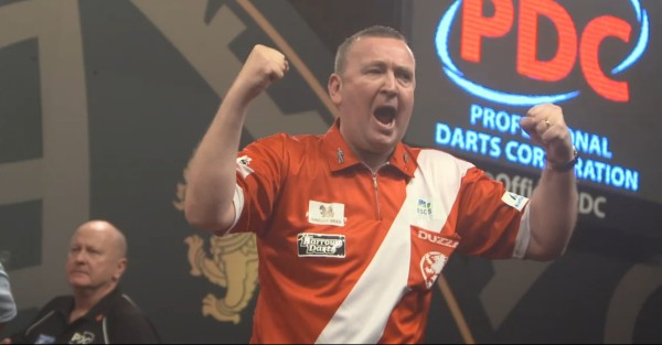 Grand Slam of Darts 2016 Glen Durrant