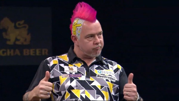 Grand Slam of Darts 2016 Viertelfinale Peter Wright