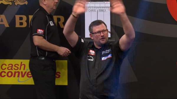 Grand Slam of Darts 2016 Viertelfinale James Wade