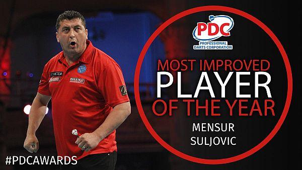 Mensur Suljovic Award