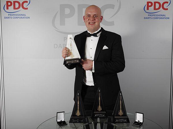 Michael van Gerwen Award 2017