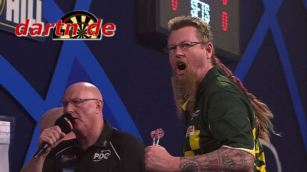 PDC WM 2017 Tag 6 Simon Whitlock
