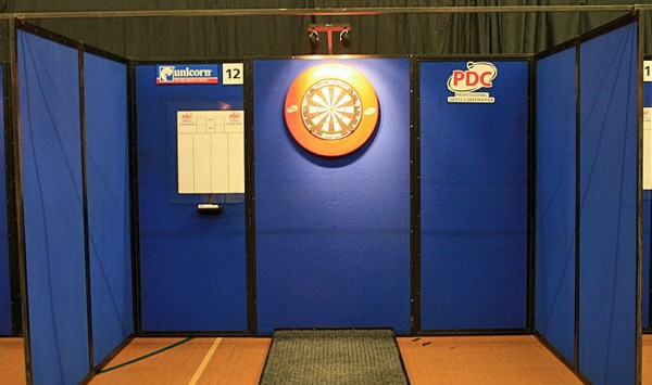 PDC Players Champioship Spielerbox
