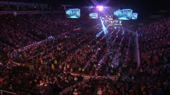 Publikum SSE Arena Belfast - Premier League Darts 2016