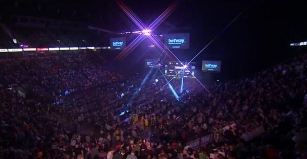 Publikum Premier League Darts 2016 - Manchester Arena