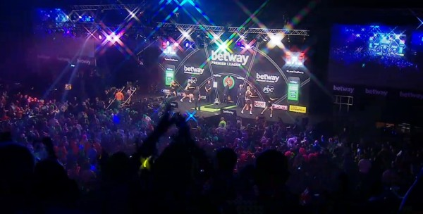 Premier League Darts 2016 auf dartn.de