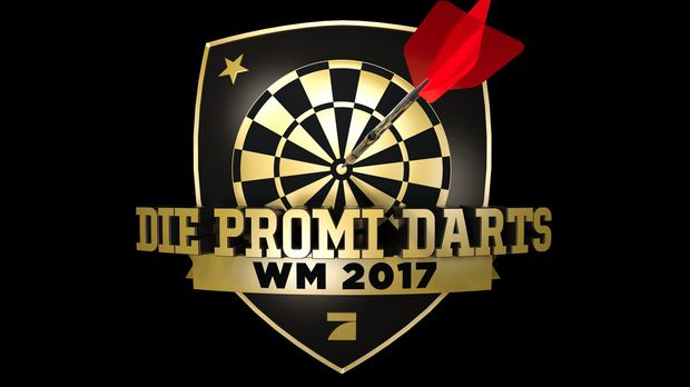 Promi Dart WM 2017 auf Pro7