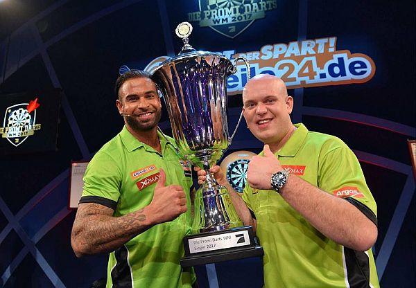 Promi Dart WM 2017 Sieger
