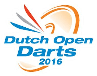 Logo Dutch Darts Open 2016
