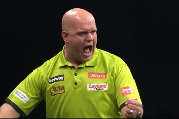 Michael van Gerwen - Premier League Darts 2016