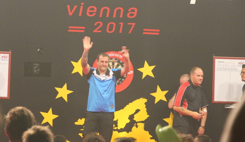 PDC European Tour 2017 Zoran Lerchbacher