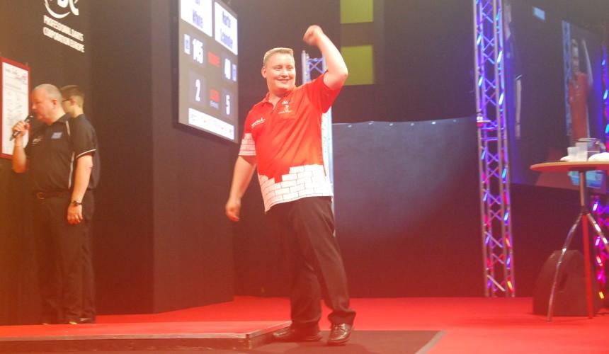 PDC European Tour 2017 Martin Schindler