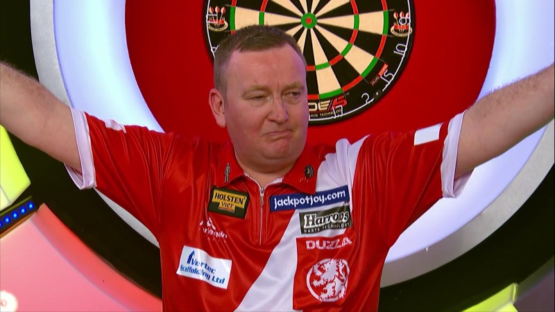 BDO WM 2017 Tag 5 Glen Durrant