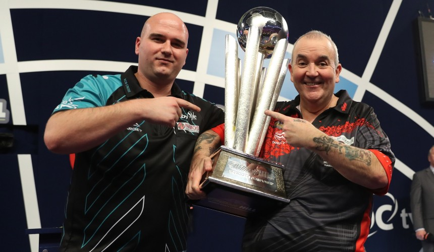 darts world championship 2019