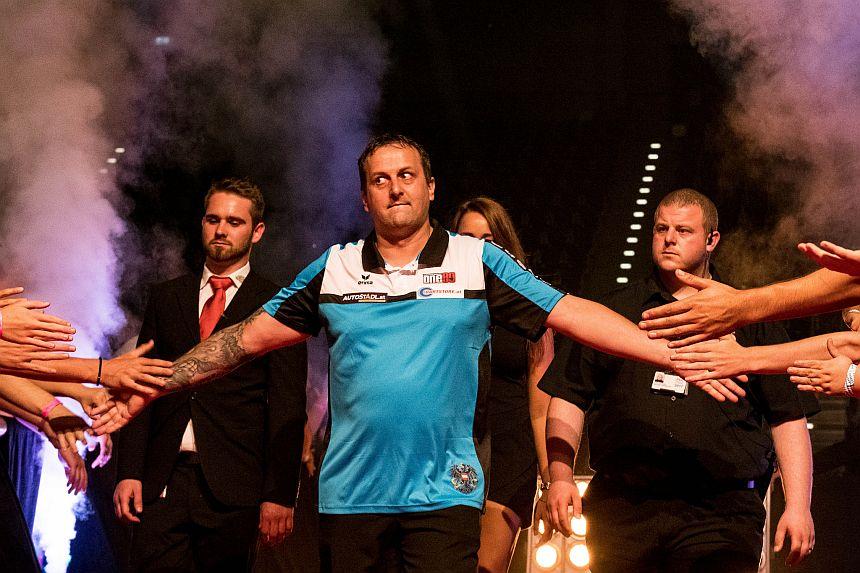 Dart WM 2018 - Countdown - Teil 2 - Zoran Lerchbacher