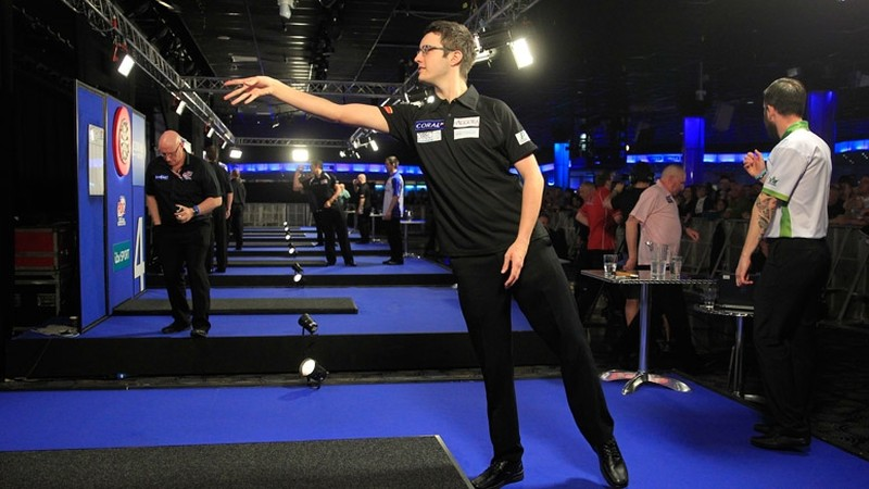 Adam Hunt gewinnt das PDC Development Tour Event Nr. 7 2017