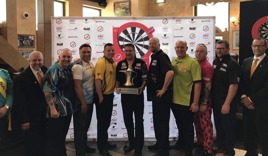 Dubai Darts Masters 2017 - Alle Teilnehmer