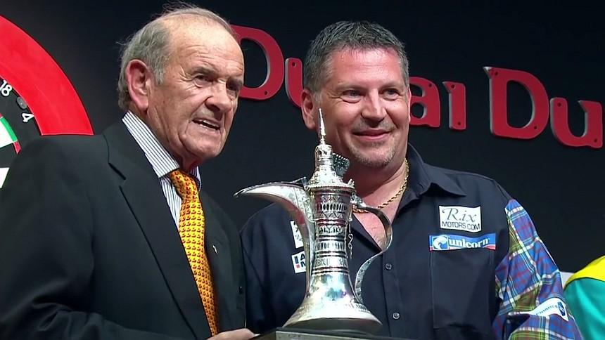 Dubai Darts Masters 2017 Sieger Gary Anderson