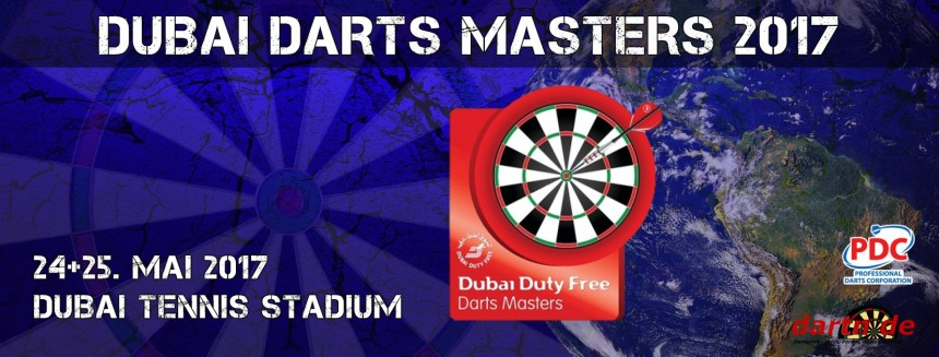 Dubai Darts Masters 2017