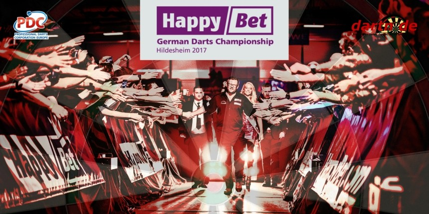 PDC European Tour 2017 Hildesheim German Darts Championship