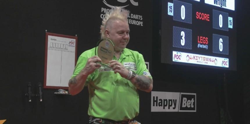 German Darts Championship 2017 Peter Wright Turniersieger