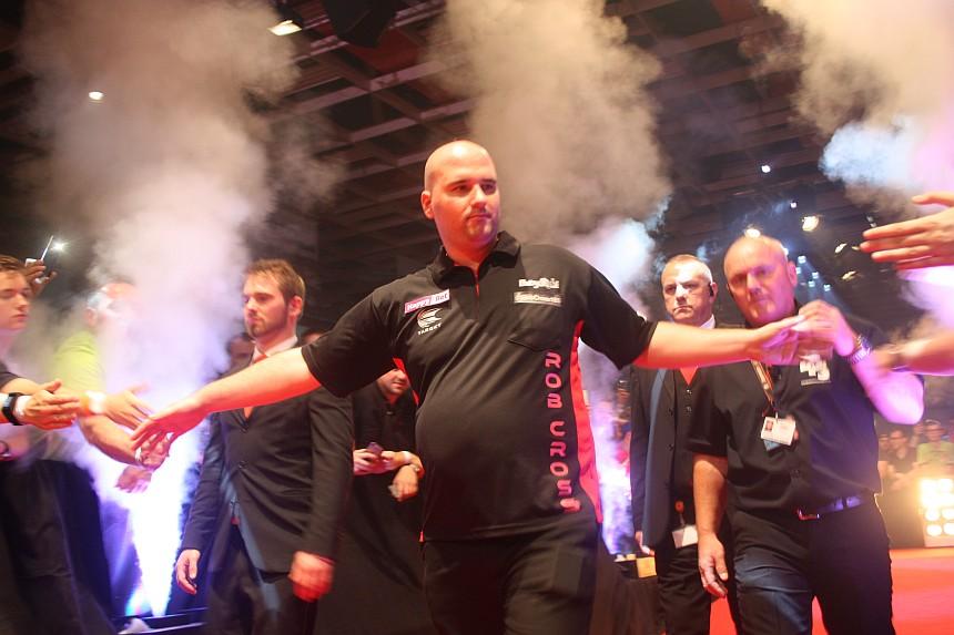 European Darts Open 2017 - Rob Cross