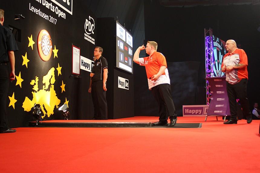 European Darts Open 2017 Schindler