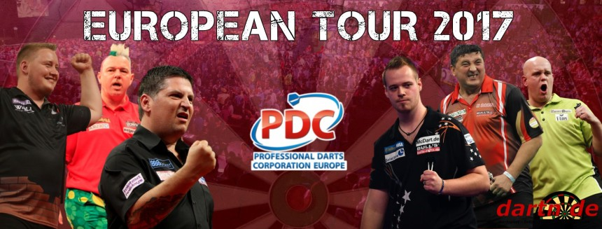 PDC European Tour 2017