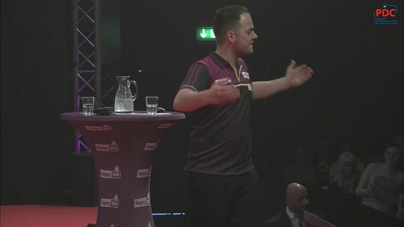 German Darts Championship 2017 Jan Dekker