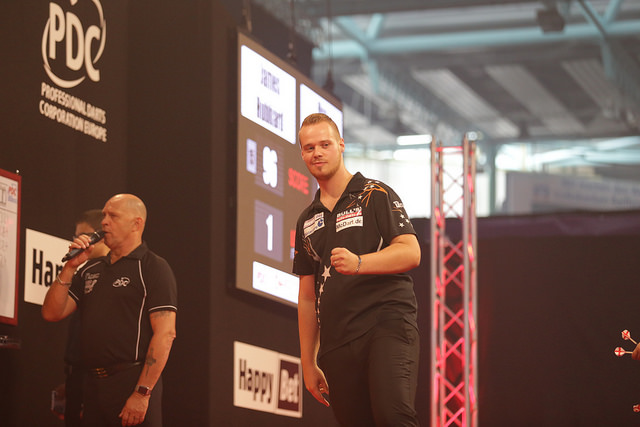 German Darts Masters 2017 Tag 1 Hopp