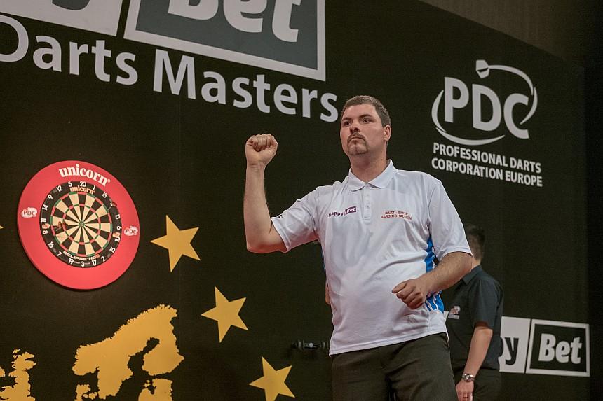 German Darts Masters 2017 Tag 2 Siepmann